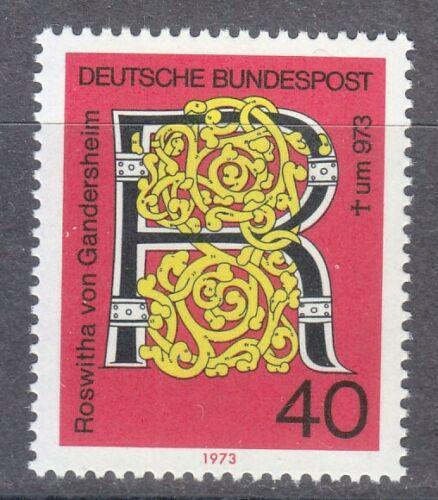 Poštovní známka Nìmecko 1973 Roswitha von Gandersheim Mi# 770