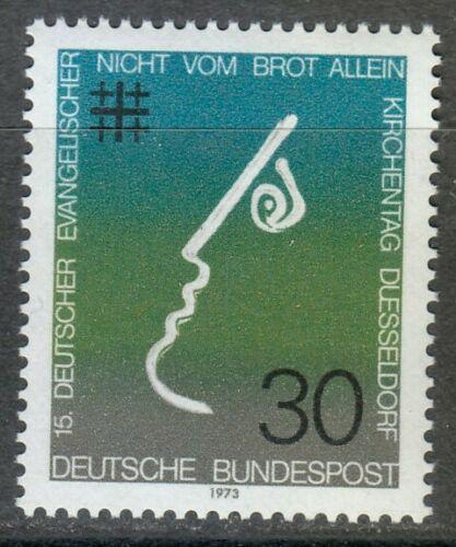 Poštovní známka Nìmecko 1973 Den nìmeckých evangelíkù Mi# 772