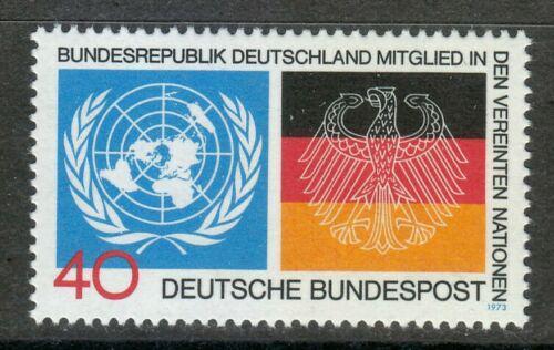 Poštovní známka Nìmecko 1973 Vstup do OSN Mi# 781
