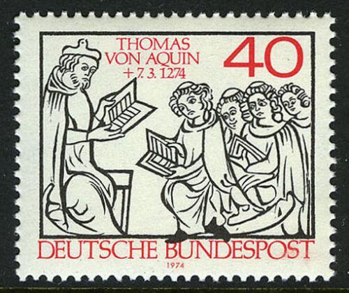 Poštovní známka Nìmecko 1974 Tomáš Akvínský Mi# 795