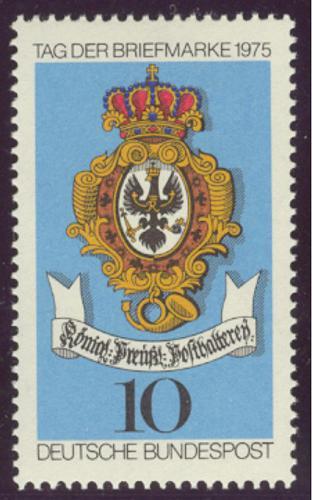 Poštovní známka Nìmecko 1975 Den známek Mi# 866
