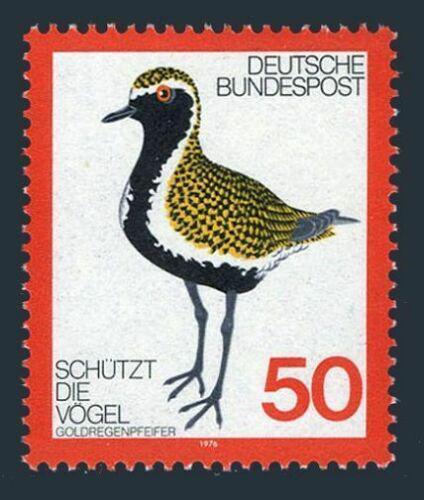 Poštovní známka Nìmecko 1976 Ochrana ptákù Mi# 901