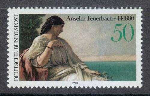 Poštovní známka Nìmecko 1980 Umìní, Anselm Feuerbach Mi# 1033
