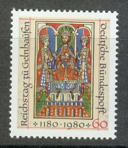 Poštovní známka Nìmecko 1980 Fridrich I. Barbarossa Mi# 1045