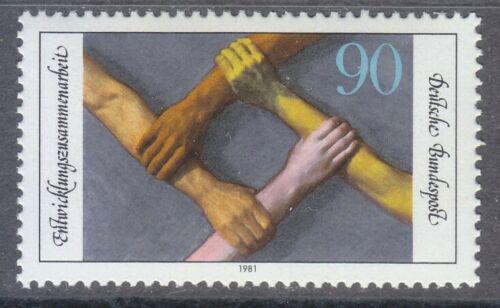 Poštovní známka Nìmecko 1981 Spolupráce rozvojových zemí Mi# 1103
