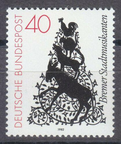 Poštovní známka Nìmecko 1982 Umìní, Dora Brandenburg-Polster Mi# 1120