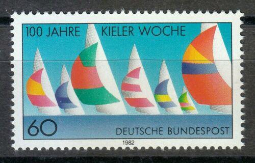 Poštovní známka Nìmecko 1982 Plachetnice Mi# 1132