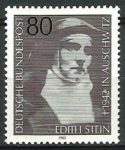 Poštovní známka Nìmecko 1983 Edith Stein Mi# 1162