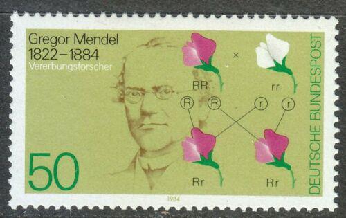 Poštovní známka Nìmecko 1984 Gregor Johann Mendel Mi# 1199