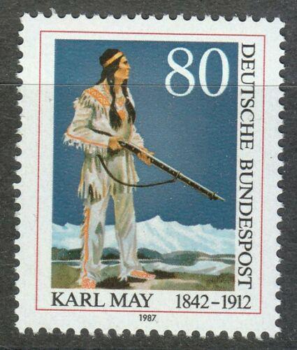Poštovní známka Nìmecko 1987 Vinnetou Mi# 1314