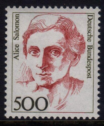 Poštovní známka Nìmecko 1989 Alice Salomon Mi# 1397 Kat 6.50€