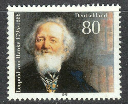 Poštovní známka Nìmecko 1995 Leopold von Ranke, historik Mi# 1826