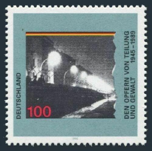 Poštovní známka Nìmecko 1995 Berlínská zeï Mi# 1830