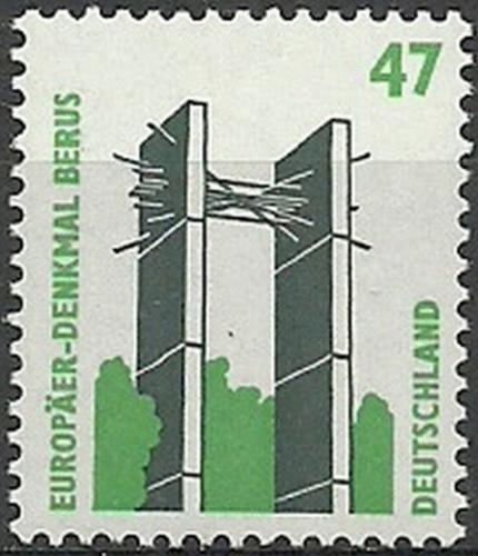 Poštovní známka Nìmecko 1997 Památník v Berus Mi# 1932