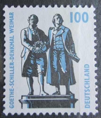 Poštovní známka Nìmecko 1997 Goethe-Schillerùv památník Mi# 1934 A