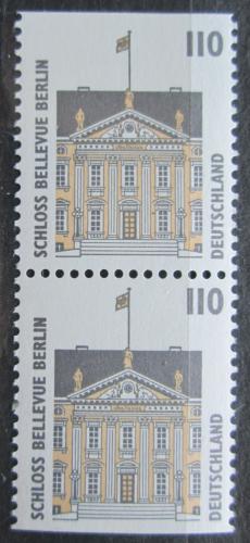 Poštovní známky Nìmecko 1997 Palác Bellevue Mi# 1935 C-D
