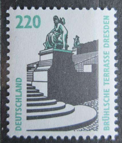 Poštovní známka Nìmecko 1997 Brühlova terasa Mi# 1936 A