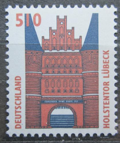 Poštovní známka Nìmecko 1997 Holstenská brána Mi# 1938 A Kat 5€