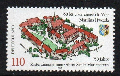 Poštovní známka Nìmecko 1998 Opatství Sankt Marienstern, 750. výroèí Mi# 1982