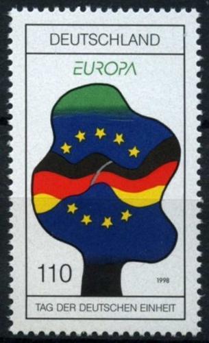 Poštovní známka Nìmecko 1998 Evropa CEPT Mi# 1985