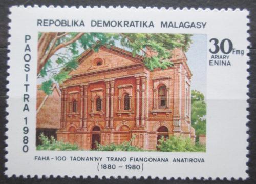 Poštovní známka Madagaskar 1980 Chrám Anatirova Mi# 862