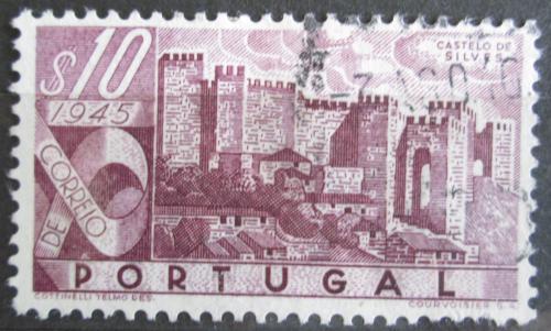 Poštovní známka Portugalsko 1946 Hrad Castelo de Silves Mi# 693