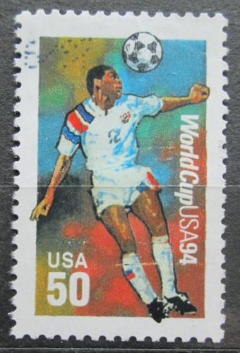 Poštovní známka USA 1994 MS ve fotbale Mi# 2459 I