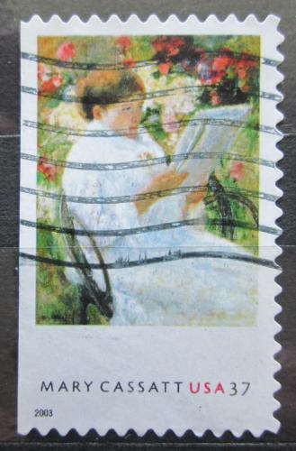 Poštovní známka USA 2003 Umìní, Mary Cassatt Mi# 3774 BD