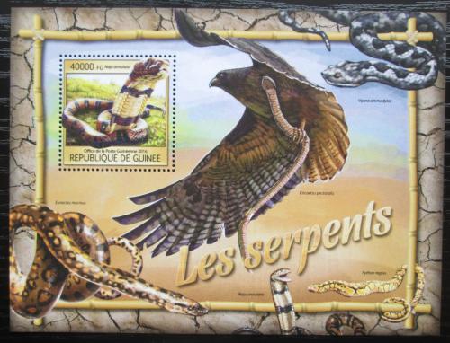 Poštovní známka Guinea 2016 Hadi Mi# Block 2656 Kat 16€