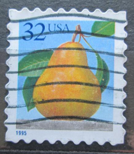 Poštovní známka USA 1995 Hruška Mi# 2604 BA