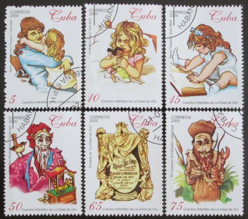 Poštovní známky Kuba 2000 Dìtský èasopis Mi# 4285-90 Kat 7.50€