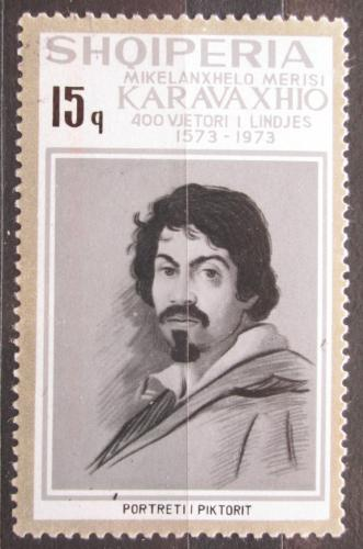 Poštovní známka Albánie 1973 Umìní, Caravaggio Mi# 1643