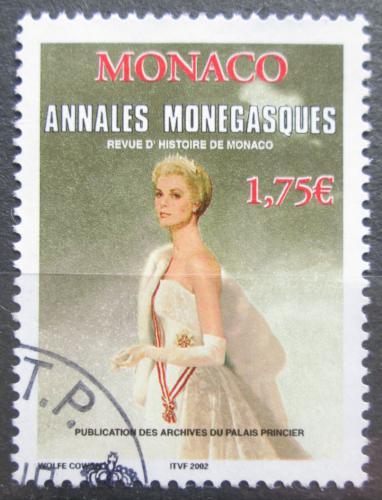 Poštovní známka Monako 2002 Knìžna Gracia Patricia Mi# 2617 Kat 3.80€