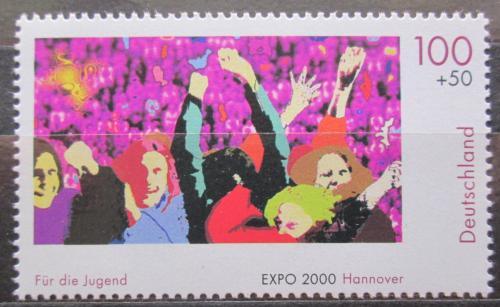 Poštovní známka Nìmecko 2000 Festival mládeže Mi# 2117