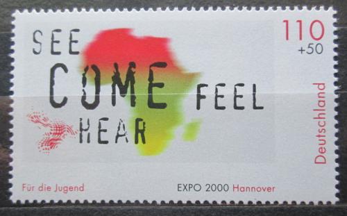 Poštovní známka Nìmecko 2000 Afrika Mi# 2119