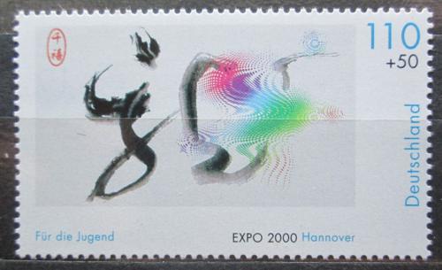 Poštovní známka Nìmecko 2000 Èínská kaligrafie Mi# 2121