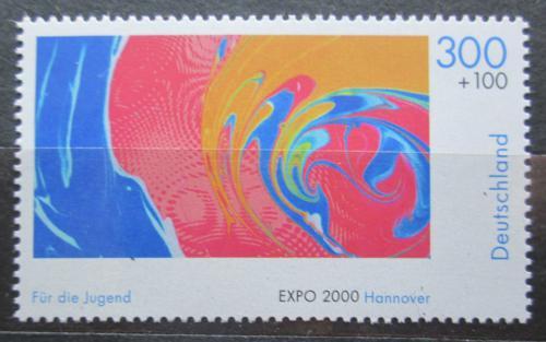 Poštovní známka Nìmecko 2000 Melanž Mi# 2122
