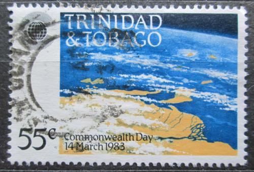 Poštovní známka Trinidad a Tobago 1983 Satelitní fotografie Mi# 466