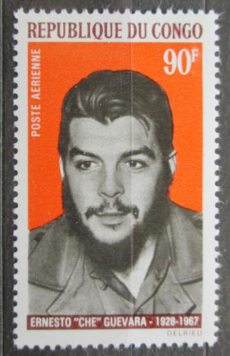 Poštovní známka Kongo 1969 Ernesto Che Guevara Mi# 177
