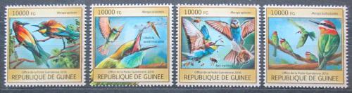 Poštovní známky Guinea 2016 Vlhy Mi# 11866-69 Kat 16€