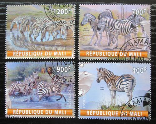 Poštovní známky Mali 2020 Zebry Mi# N/N