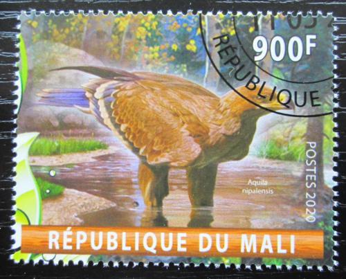 Poštovní známka Mali 2020 Orel stepní Mi# N/N
