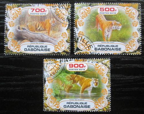 Poštovní známky Gabon 2019 Tygøi Mi# N/N