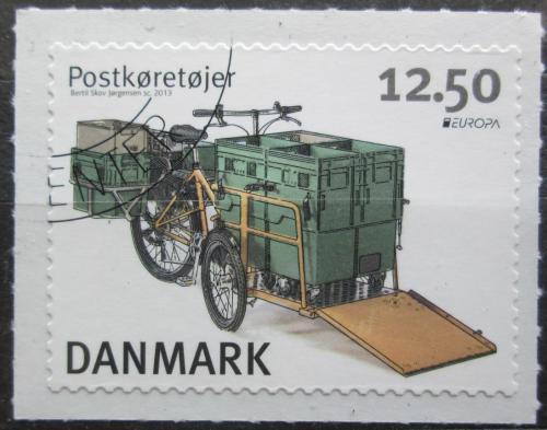 Poštovní známka Dánsko 2013 Evropa CEPT Mi# 1738