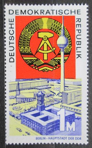 Poštovní známka DDR 1969 Berlín Mi# 1507