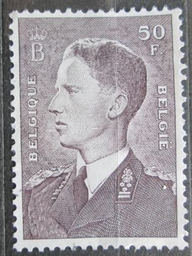 Poštovní známka Belgie 1977 Král Baudouin I. Mi# 928