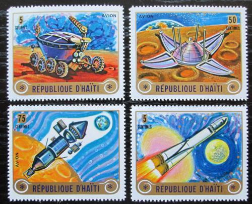 Poštovní známky Haiti 1974 UPU, 100. výroèí Mi# N/N