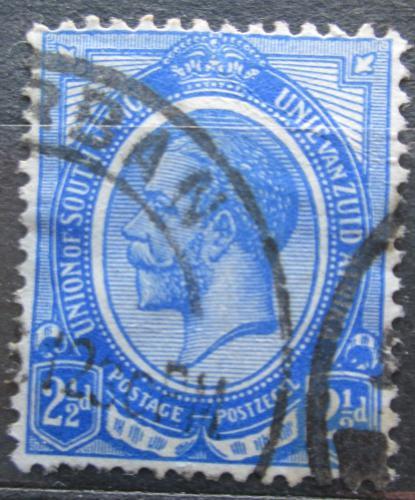 Poštovní známka JAR 1913 Král Jiøí V. Mi# 6 a