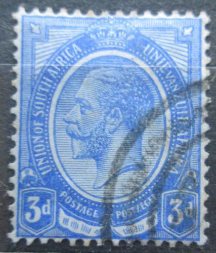 Poštovní známka JAR 1922 Král Jiøí V. Mi# 8