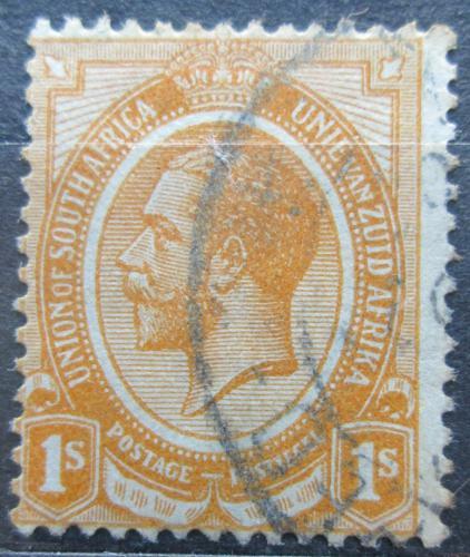 Poštovní známka JAR 1913 Král Jiøí V. Mi# 11 b